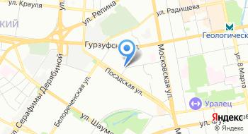 ТрансЕкб на карте