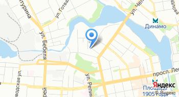 Следственный отдел Железнодорожного района на карте