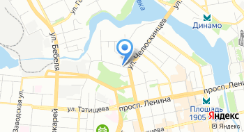 ИФНС по Верхисетскому району на карте