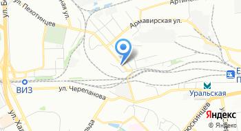 МКУ Служба заказчика Железнодорожного района на карте