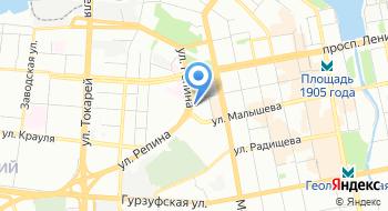 ГБОУ СПО Свердловский областной медицинский колледж на карте