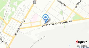 Профи-Ойл на карте