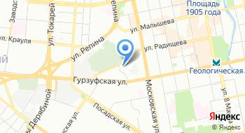 Смарт+ на карте