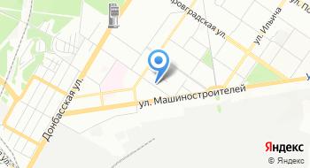 Екатеринбургское муниципально-унитарное предприятие Банно-прачечный комбинат Жемчужина на карте
