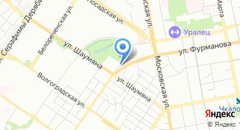 Литекс на карте