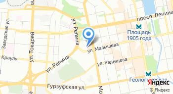 Промтранс на карте