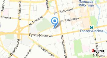 Интернет-магазин Fashionmens.ru на карте