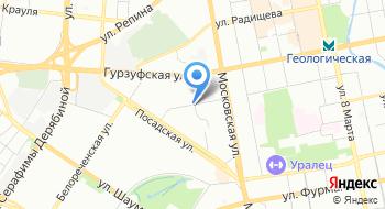 LadyBird Agency на карте