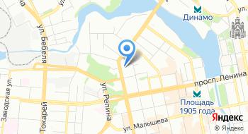 Деметра на карте