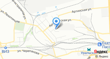 ПСК Модуль на карте
