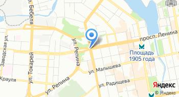 Кафе-бар Мята на карте
