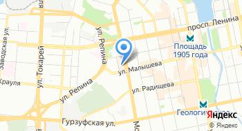Бармин студия на карте