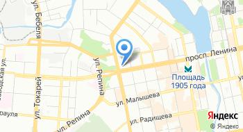 Агентство экономической и кадровой безопасности D.I. на карте
