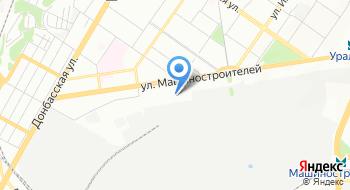 Компания Авиагруз на карте