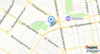 Управление ГИБДД ГУ МВД России по Свердловской области на карте