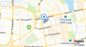 Багетная Мастерская Декарт на карте