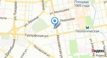 Гризант на карте