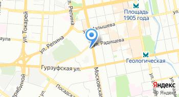 Рулаком Урал на карте