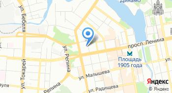 Марьин Дом на карте