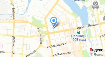 Атомпроминвест на карте