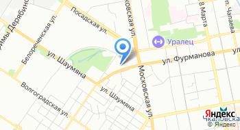 РосКапСтрой Екатеринбургский филиал на карте