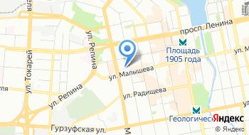 Агентство недвижимости Альянс на карте