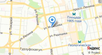 Одеон групп на карте