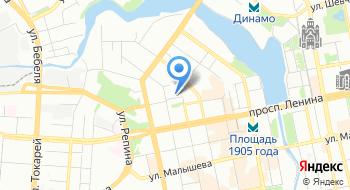 Центр академика Норбекова на карте