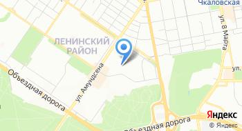 Бюро переводов в Екатеринбурге на карте