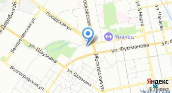 Дубликаты ГОС номеров в Екатеринбурге на карте