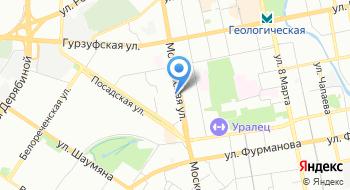 Страж-СБ на карте