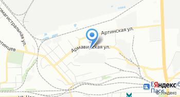 Служба доставки Наша Столовая на карте