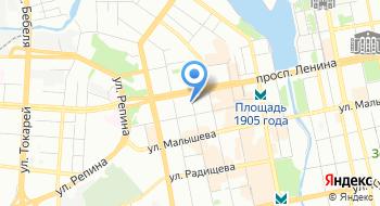 Авиаль на карте