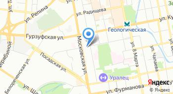 Центр бронирования Юста на карте