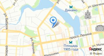 Риальто на карте