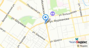 Свердловский областной суд на карте