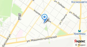 Сервисный центр Герц на карте