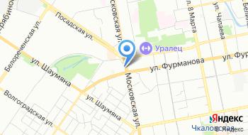 ФГБУ Свердловмелиоводхоз управление на карте