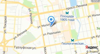 Уралагромаркет на карте