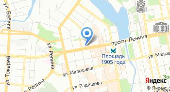 Модус Индастри на карте