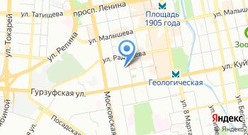 ВВС-инжиниринг на карте