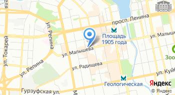 АСБ-Урал на карте