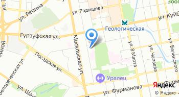 Связьавтоматика на карте