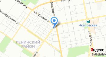 Агентство недвижимости Бизнес-контакт на карте