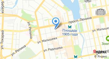 Банк НФК на карте