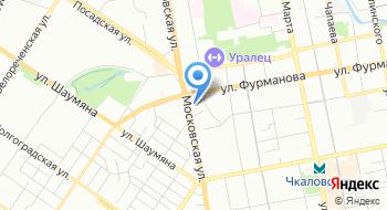 Универсал-Урал на карте
