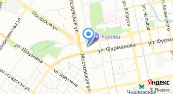 Интернет-магазин Robertina на карте