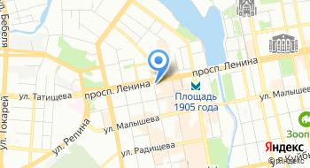 Online PBX на карте