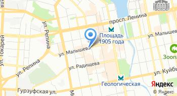 ФКУ УОУ МТС МВД России на карте