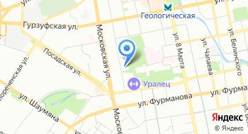 Нотариус Бормашенко Н.А. на карте